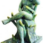 artistas contemporaneos de la figura humana