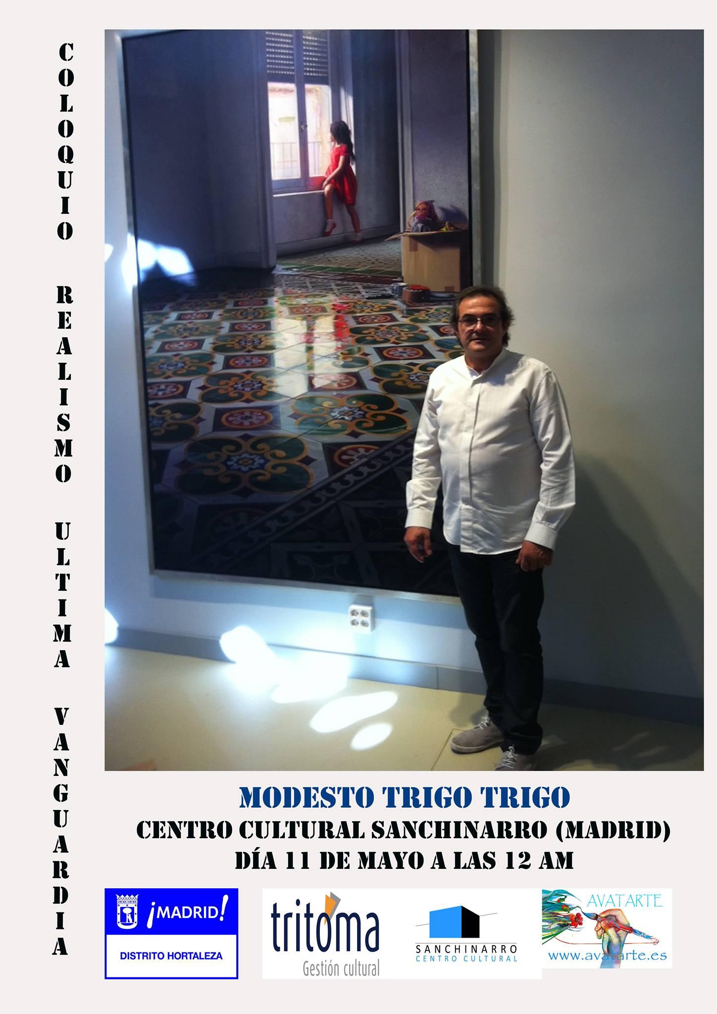 COLOQUIO A CARGO DE MODESTO TRIGO TRIGO