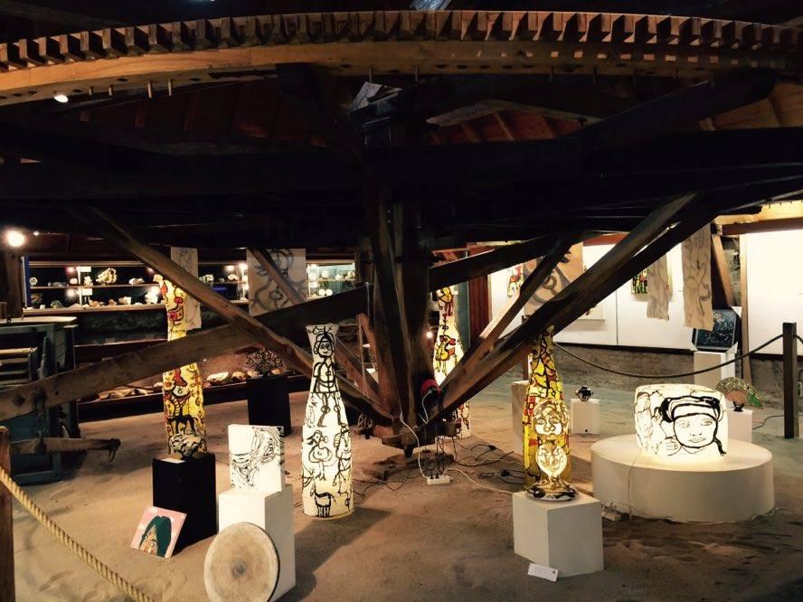3 Organizado por Hispanico Art y Museo Galerie Rosmolen Universart