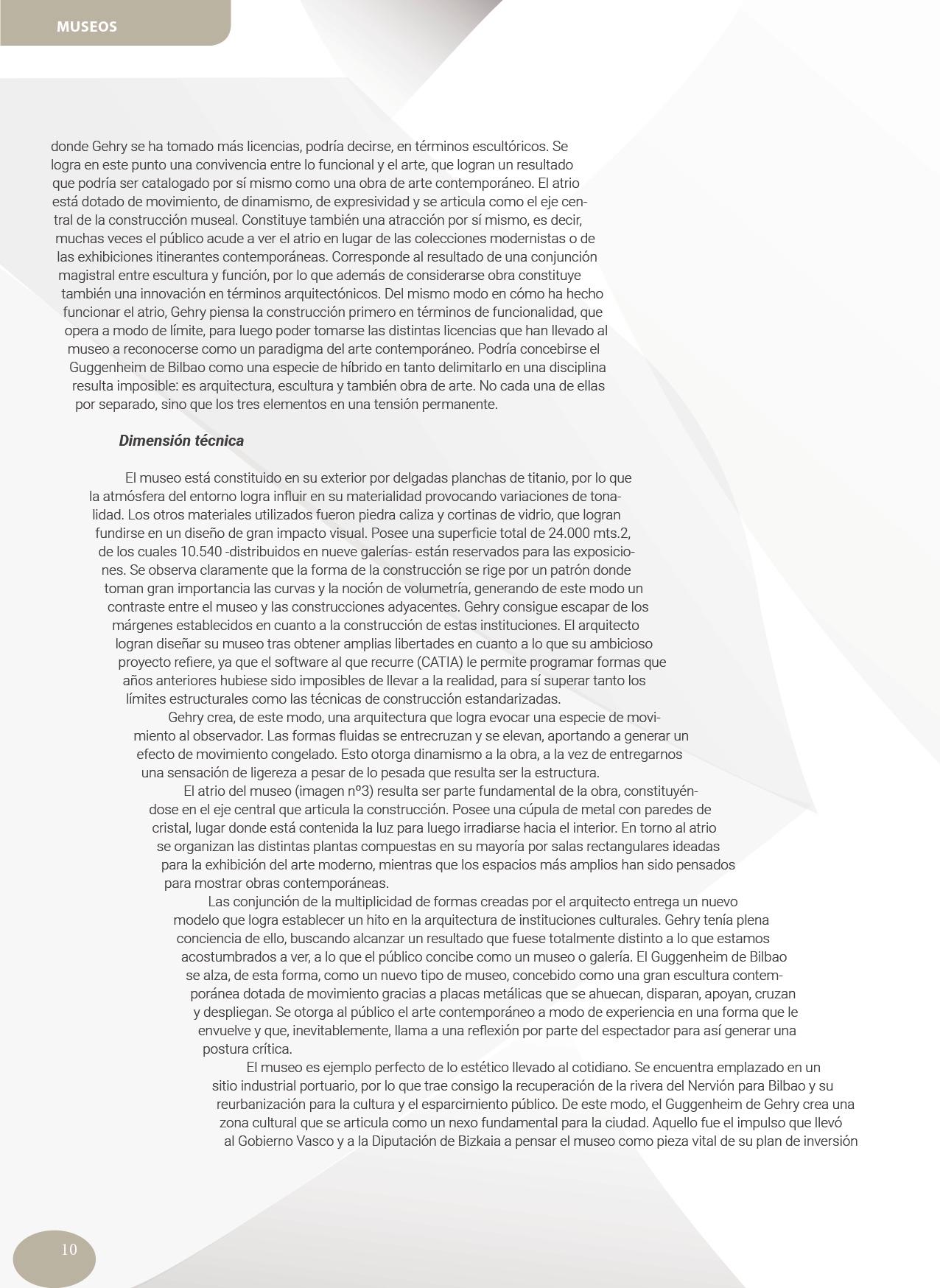 El continente se vuelve contenido pag 10 revista artepoli - Continente y contenido ...
