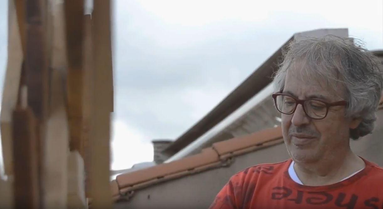 Entrevista ajose-luis-terraza en la Galería Bernet