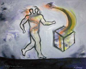 El ego y la caja de pandora