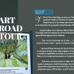 Art road tour
