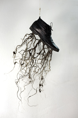 Dimitris Papaioannou shoes