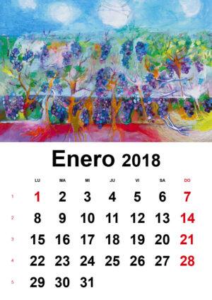 Calendario artistas