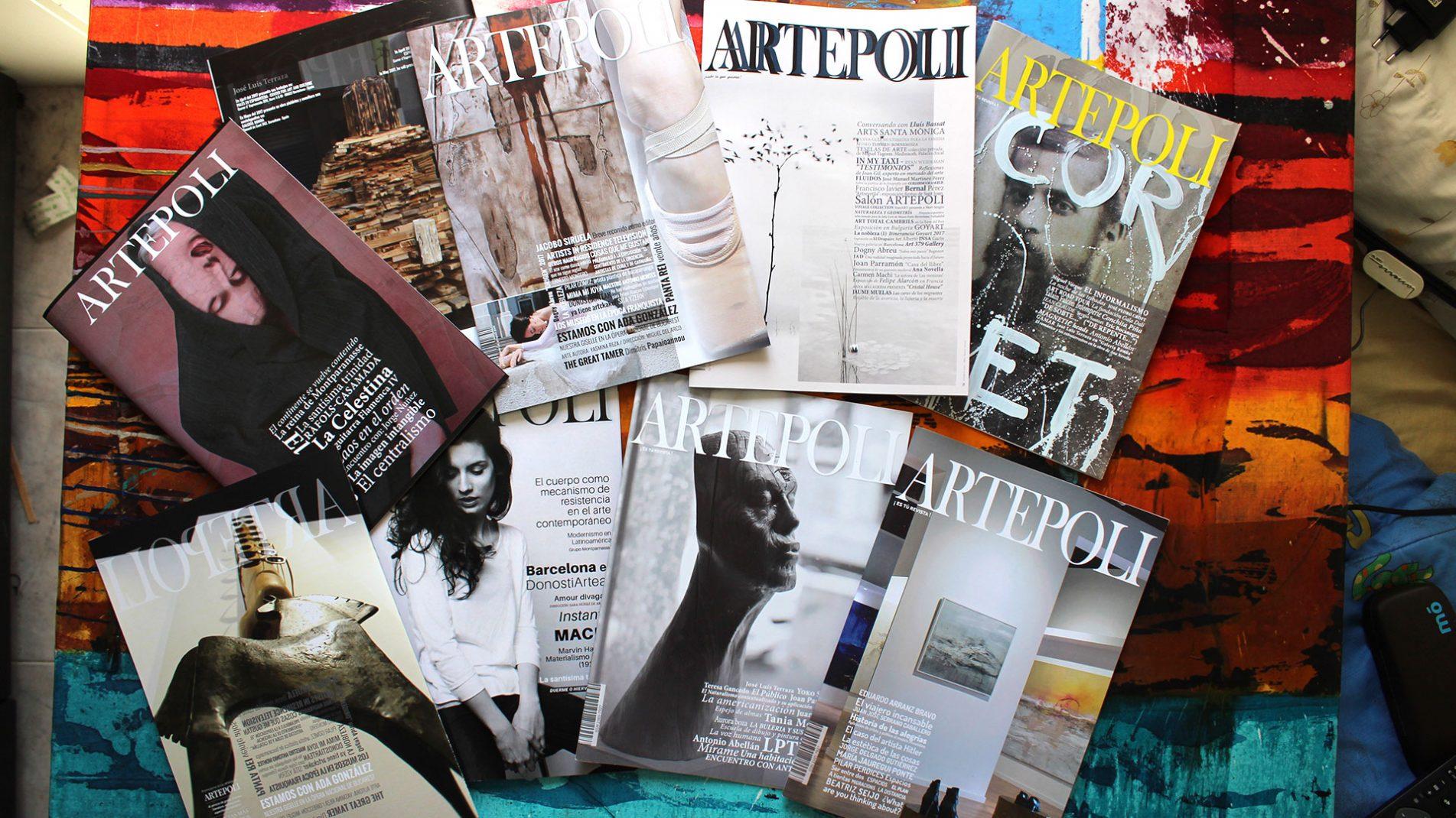 Glosario revistas artepoli