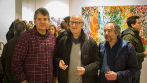 Gamar y Parramón en Artepoli week Begemot