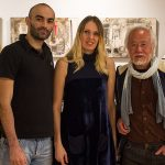 Margarita Yarmats y Kohichi en Artepoli week
