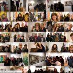 Participantes en expo art week