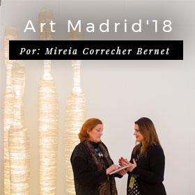 Art Madrid 18