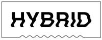 logotipo Hybrid Art Fair & Festival