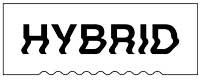 logotipo Hybrid Art Fair & Festival