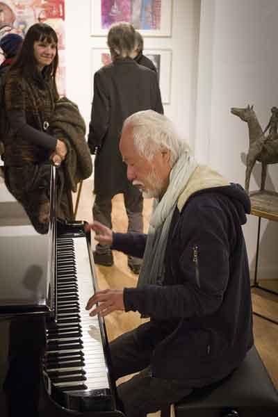 Koichi Sugihara piano