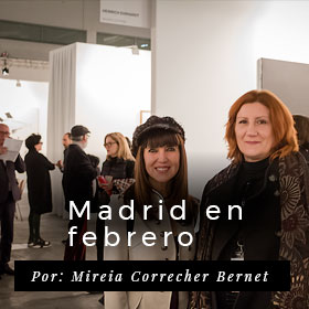 Madrid en febrero