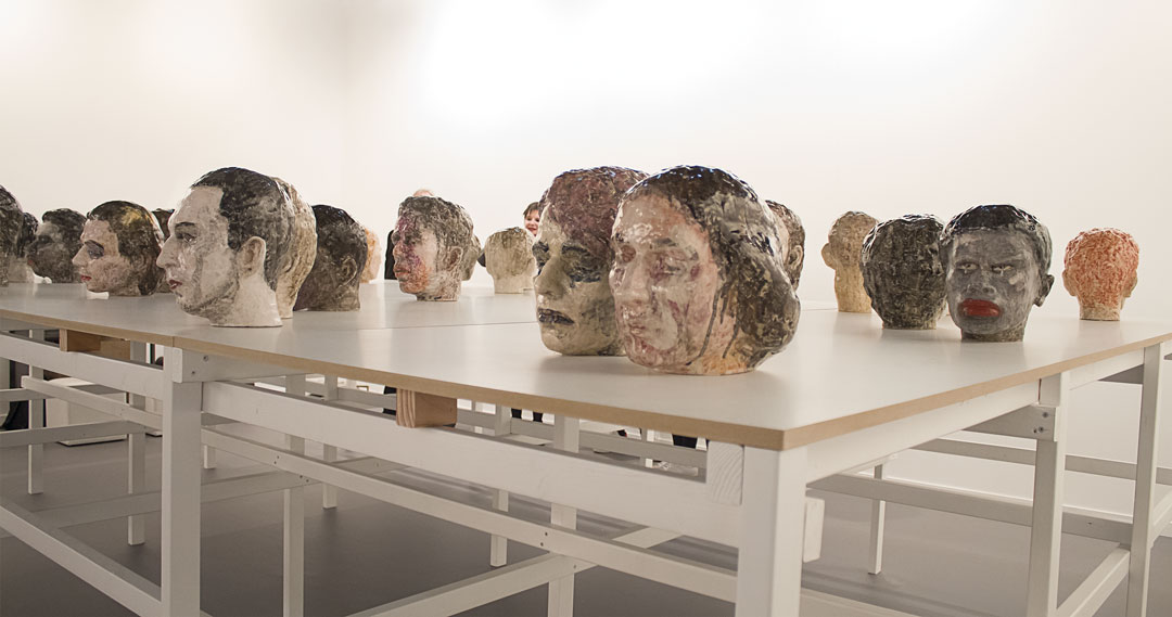 Maen Florin Galerie Nadja Vilenne