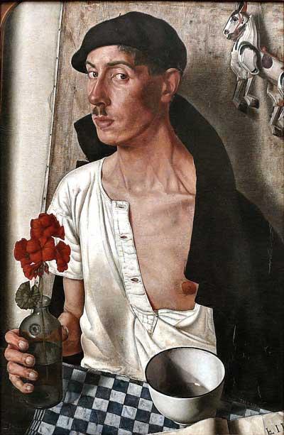 Dick Ket Autoportrait
