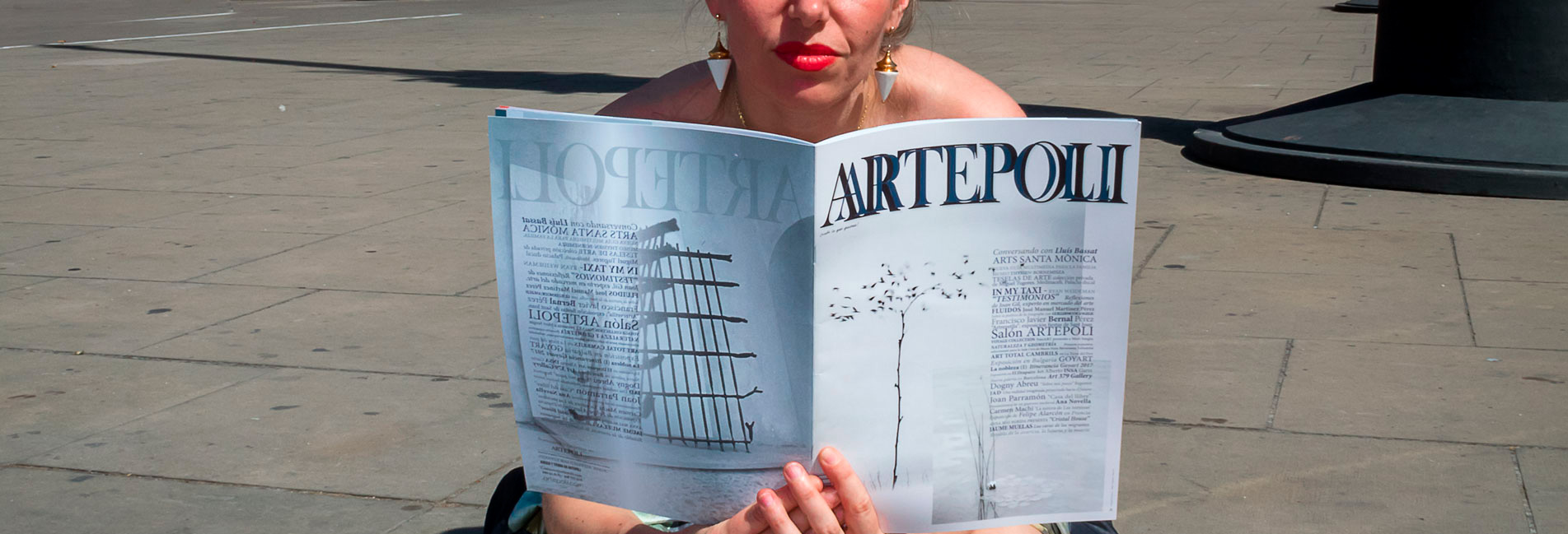 arc de triomf barcelona revista modelo