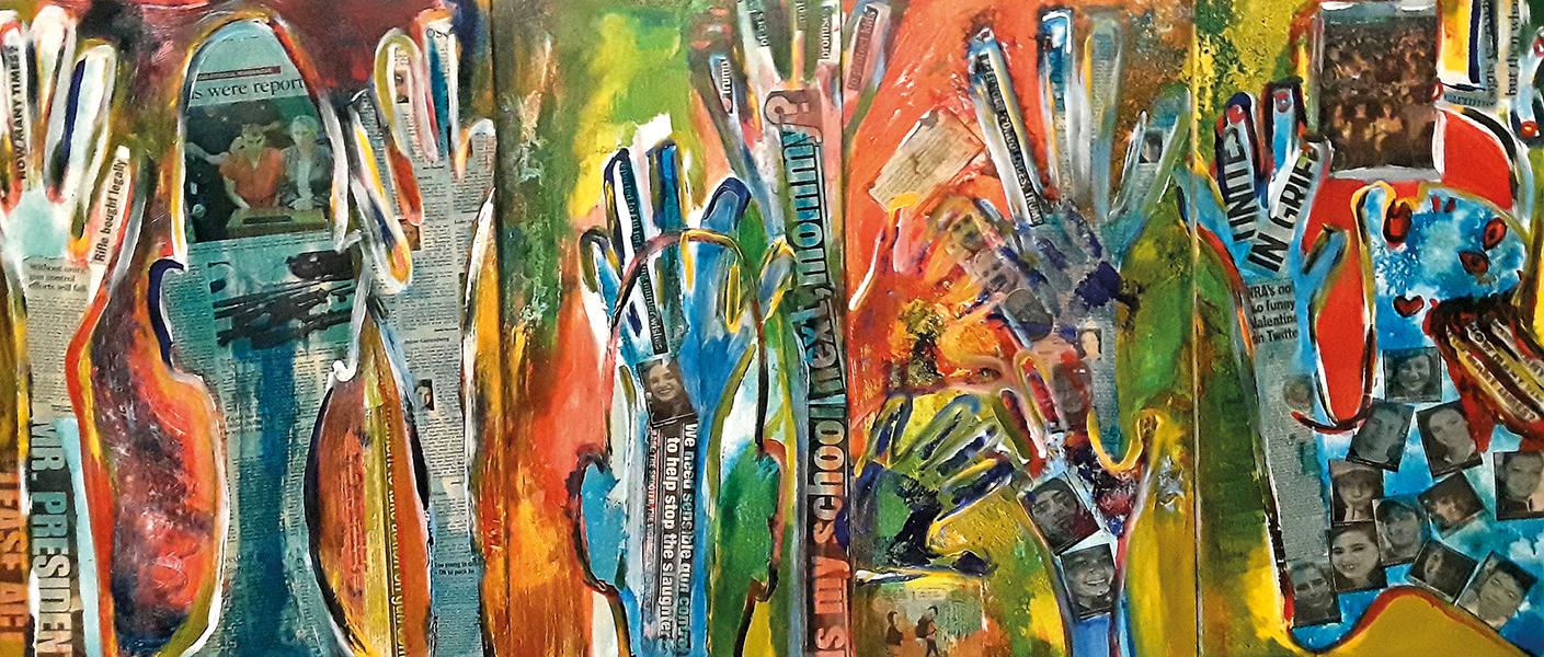 El arte es nuestra arma