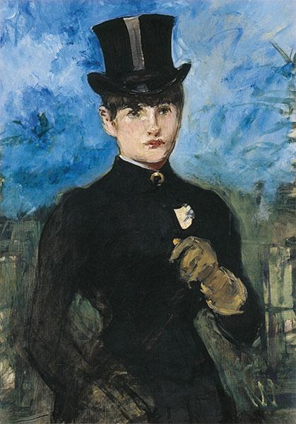 Édouard Manet Museo Thyssen-Bornemisza