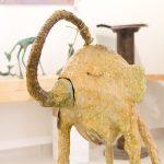 obra de arte elefante ana novella