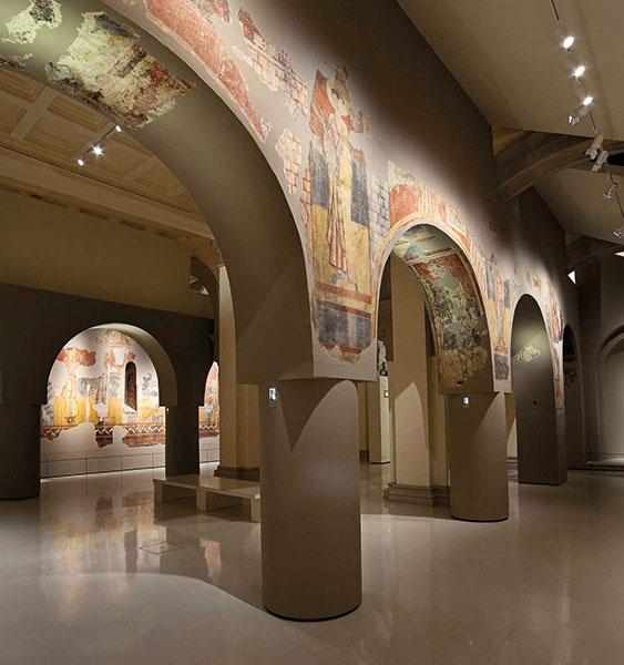 Orígenes Museísticos En Cataluña