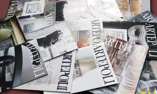 colección de revistas
