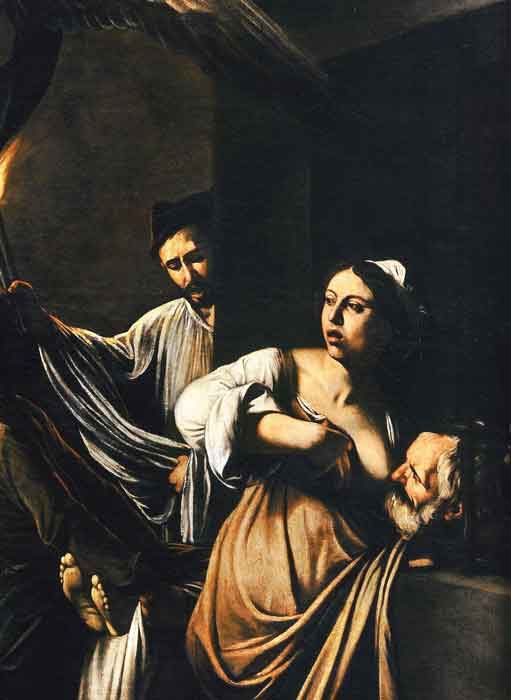 presencia de Caravaggio